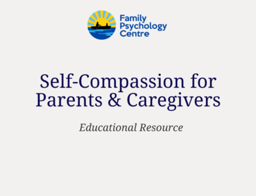 Self-Compassion for Parents & Caregivers